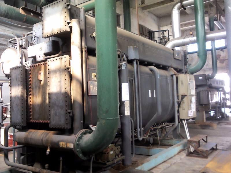 溴化锂设备清洗与保养